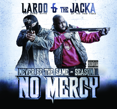 no mercy art jacka laroo