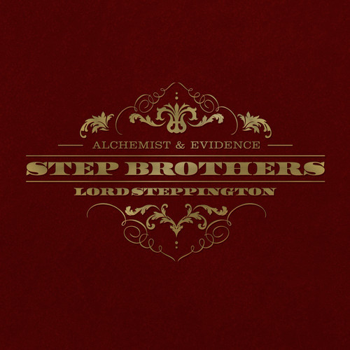 stepbrothers cover art