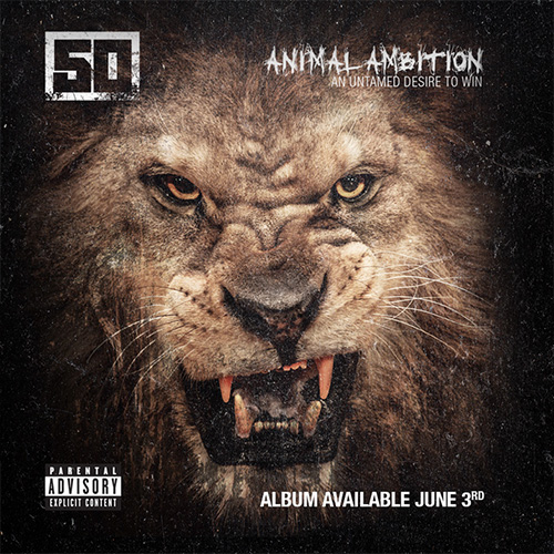50s Animal Ambition art