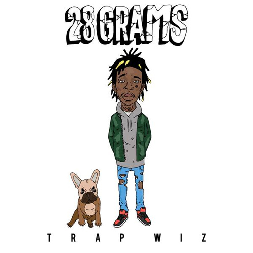 wiz khalifa 28 grams art